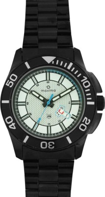 Maxima 32892CMGB Attivo Analog Watch - For Men
