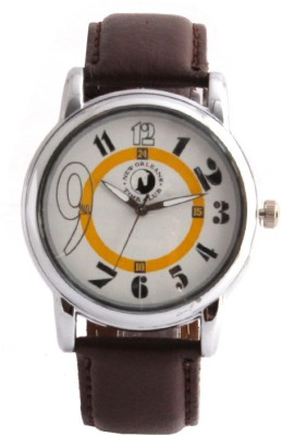 New Orleans Time Club NOR-017-SIL_001 Analog Watch  - For Men