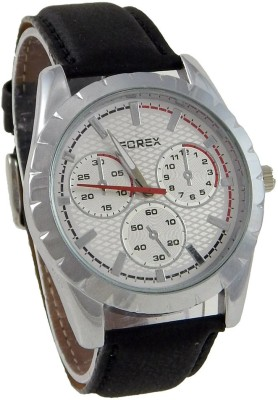 Forex Fo-18 Chrono Styled Analog Watch  - For Men, Boys