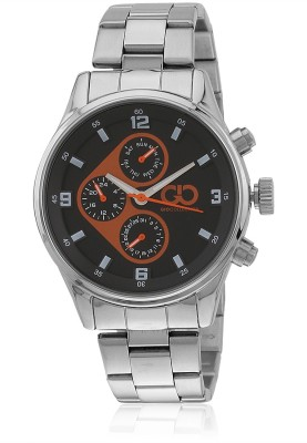 Gio Collection GAD0038A-E Special Collection Analog Watch  - For Men