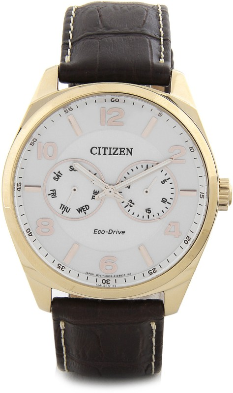 Citizen AO9024 08A Eco Drive Analog Watch For Men