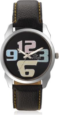 Roycee RQ 1327b Analog Watch  - For Men