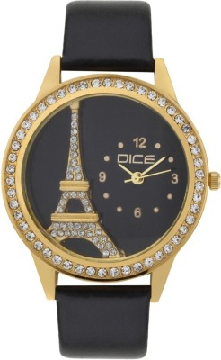 Dice LVP-B146-8432 Lovely paris Analog Watch  - For Girls, Couple