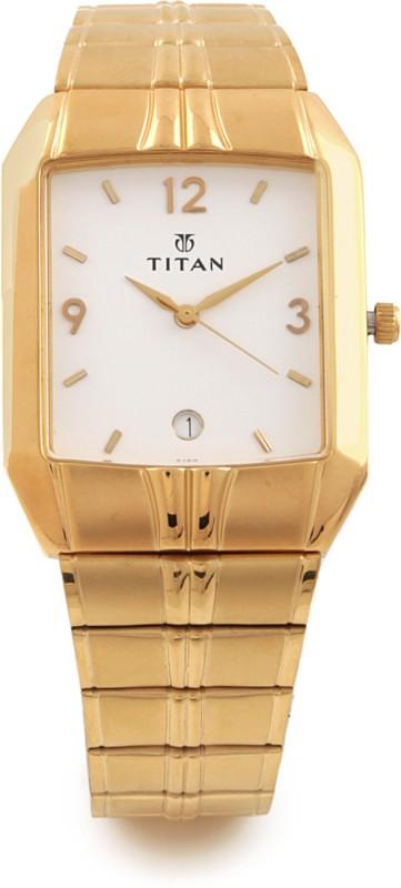 Titan NH9264YM01 Karishma Analog Watch For Men