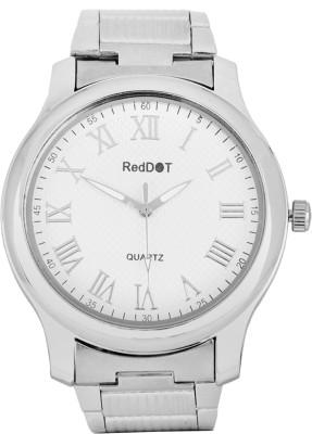 Red Dot RD-E Analog Watch  - For Men