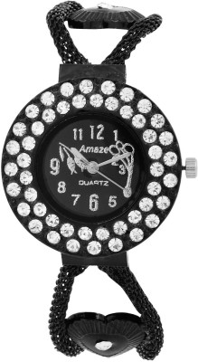 Amaze AM09B Ladies Analog Watch  - For Girls
