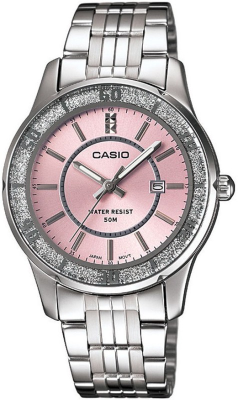 Casio A805 Enticer Ladies Analog Watch For Women