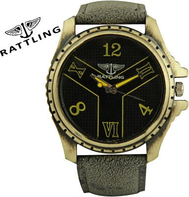 Rattling IND-9308KM06 New Generatiion Watch Analog Watch  - For Men, Boys