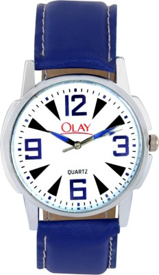 Olay Collection STYLISH_AW_002 Platina Analog Watch  - For Men