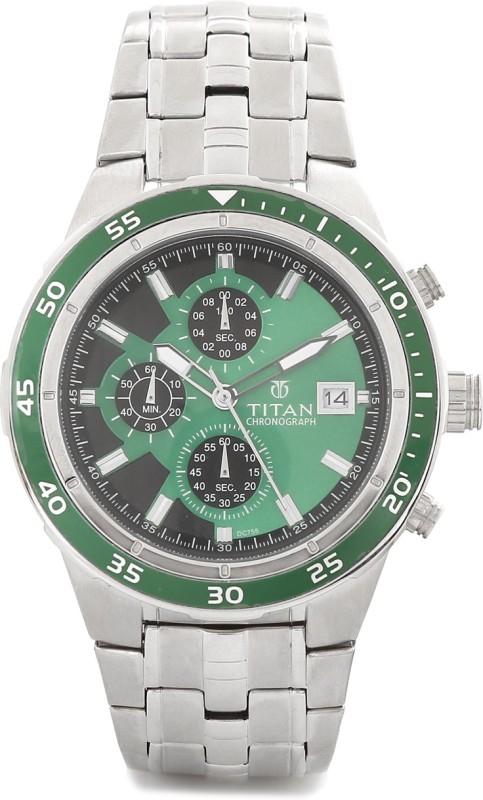 Titan NF9466KM03 Octane Analog Watch For Men