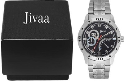 Jivaa Petrol Series Analog Watch  - For Men, Boys