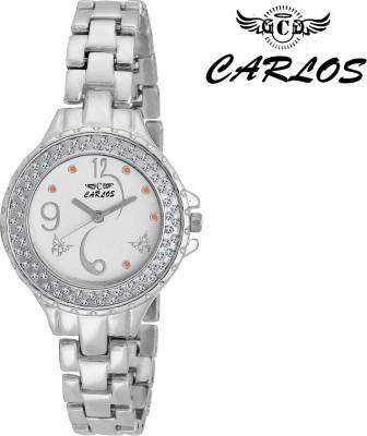 CARLOS CR-Elite_110022 Analog Watch  - For Girls