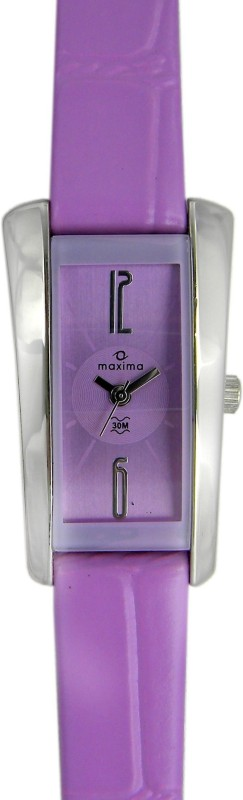 Maxima 24643LMLI Georgia Analog Watch For Women