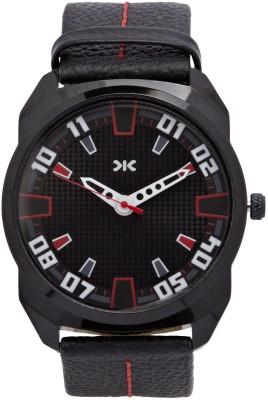 Killer KLW220A_Black..F Analog Watch  - For Men
