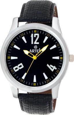 ARTEK AK3007BK Analog Watch  - For Men