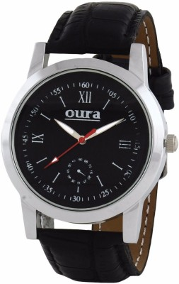 Oura WB18 Analog Watch  - For Men