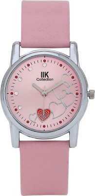 IIK Collection IIK1501W Round Shaped Analog Watch  - For Women