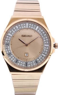 Seiko SXDF74P1 Analog Watch  - For Women