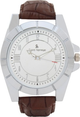 Saint Herman SHMW077 Analog Watch  - For Men, Boys