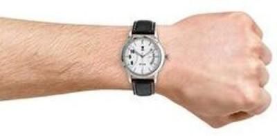 Dvine ED 3001 WT Analog Watch  - For Men