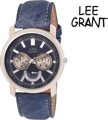 lee grant le0s1244 Analog Watch  - For Men
