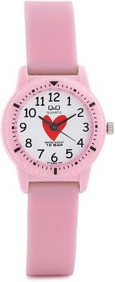 Q&Q VR15J008Y Analog Watch  - For Girls
