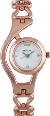 Texus TXWW41Copper Analog Watch  - For Women, Girls
