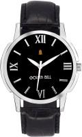 Golden Bell GB 688BlkDBlkStrap Analog Watch For Men