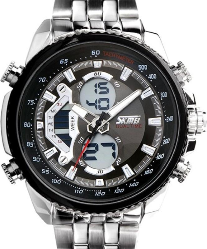 Skmei GM399BLK LCD Analog Digital Watch For Men
