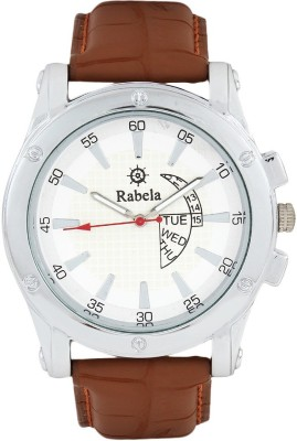 Rabela LEX014 FSTROY014 Analog Watch  - For Men