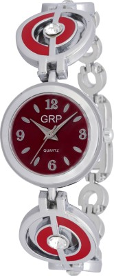 dazzle GRP-LR102-RD-CH GRP Analog Watch  - For Women