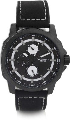 Over-Fly EOV3059L-B0101 Analog Watch  - For Men at flipkart