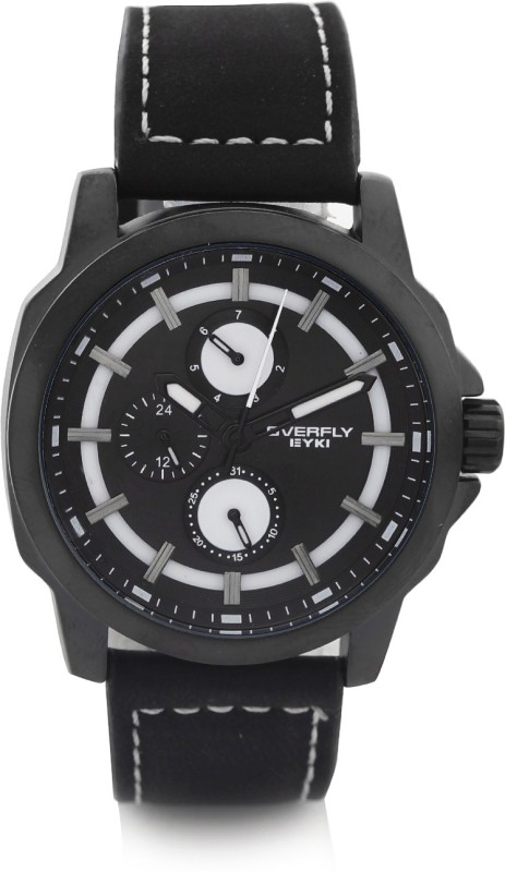 Over Fly EOV3059L B0101 Analog Watch For Men