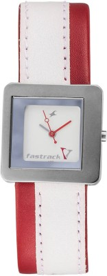 Fastrack NA2356SL03 Analog Watch  - For Women