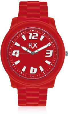 H2X SR381XR1 Analog Watch  - For Couple