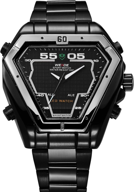 Weide WH1102B 1C Formal Analog Digital Watch For Men