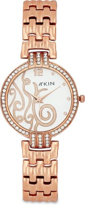 Atkin AT-137 Copper Analog Watch  - For Women, Girls