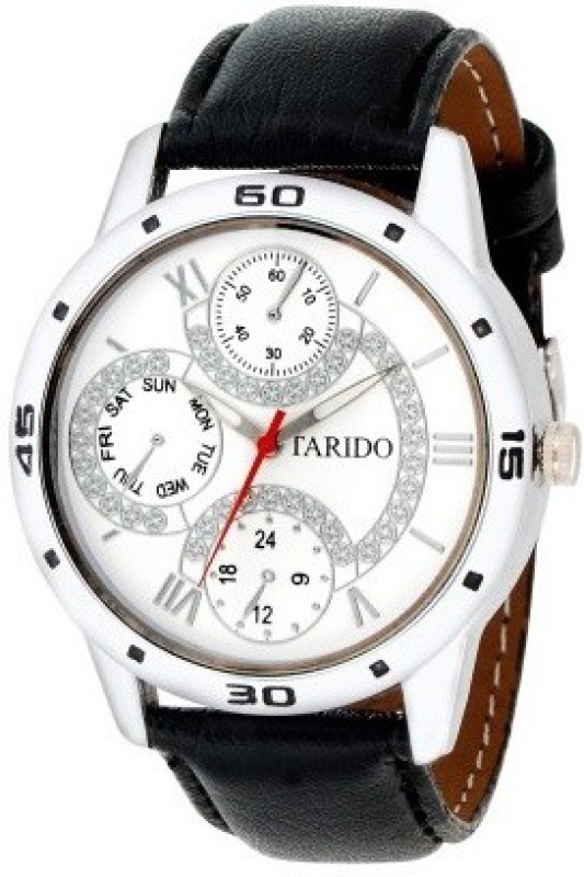 Tarido TD1104SL02 New Era Analog Watch For Men