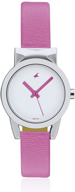Fastrack NG6088SL01 Analog Watch For Women