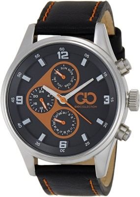Gio Collection GAD0038-E Special Collection Analog Watch  - For Men