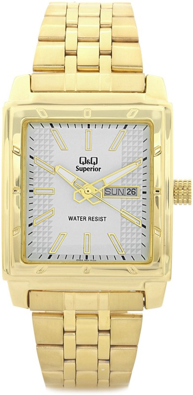 QQ S204 001Y Analog Watch For Men
