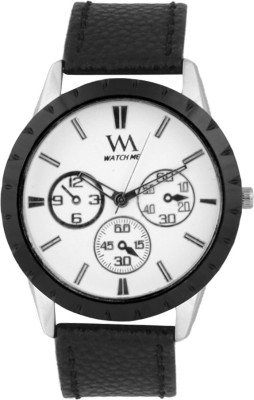 WM WMAL-062-Wxx Watches Analog Watch  - For Men