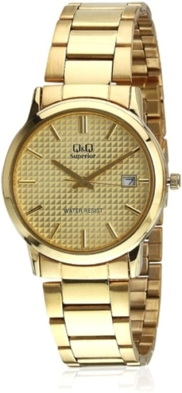 QQ S032 010Y Analog Watch For Men