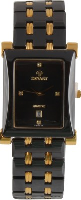 ZENART ZZJQ-4562G-GC1 Analog Watch  - For Men