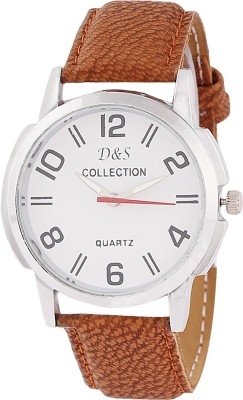 D & S DS1003SL02 New Style Analog Watch  - For Men