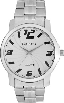 Laurels Lo-Swrl-0707 Swirl Series Analog Watch - For Men