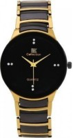 IIK Collection Gold Black 02 Analog Watch For Men