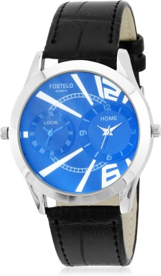 Fostelo WAT-63N Signature Collection Analog Watch  - For Men