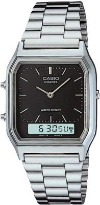 Casio AD01 Vintage Series Analog-Digital Watch - For Men & Women