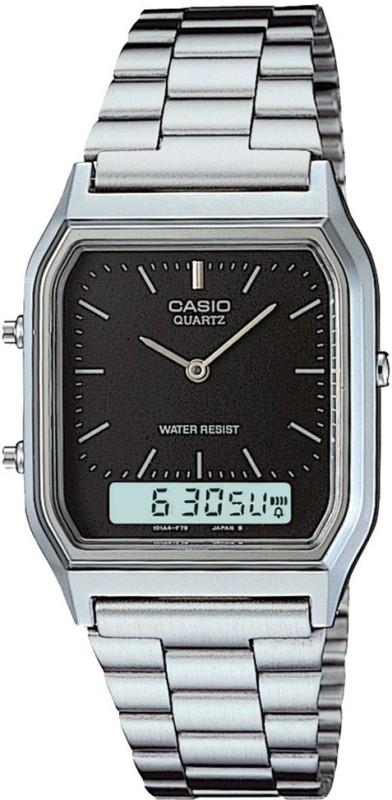 Casio AD01 Vintage Series Analog Digital Watch For Men Women